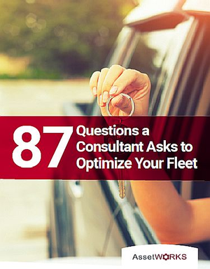 87 Questions a Consultant Asks to Optimize Your Fleet