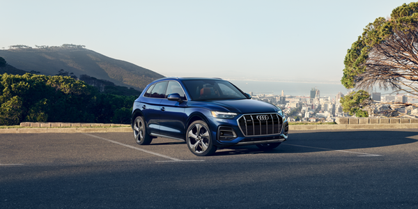 Redesigned MY-2021 Audi Q5 Offers Fleet-Friendly Features