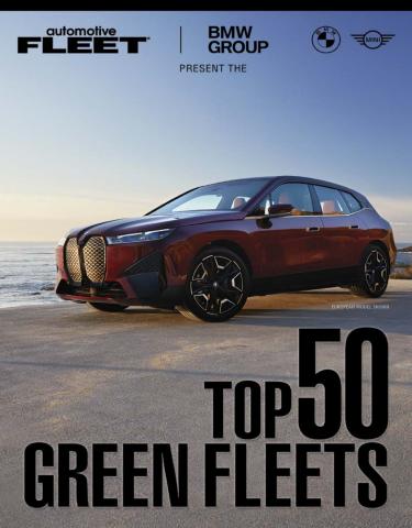 Top 50 Green Fleets
