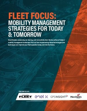 Fleet Focus: Mobility Management Strategies for Today & Tomorrow