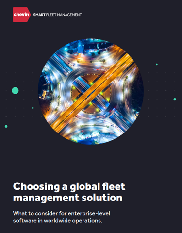 Choosing Smart Software for Your Global Fleet