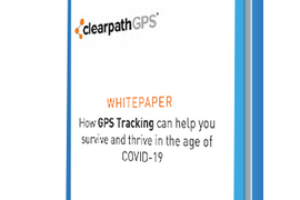 How GPS Tracking Can Help Your Business Survive COVID-19