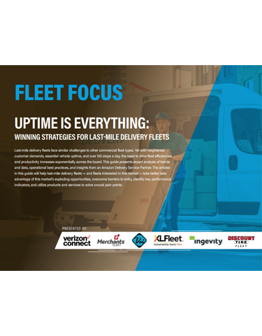 Winning Strategies for Last-Mile Delivery Fleets