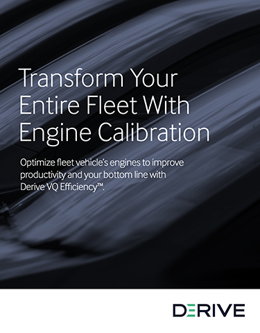 Transform Your Entire Fleet With Engine Calibration