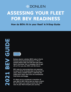 Assessing Your Fleet for BEV Readiness. How Do BEVs Fit in Your Fleet?