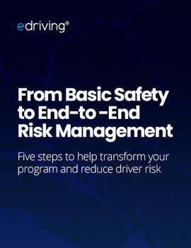 From Basic Safety to End-to-End Risk Management