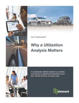Why a Utilization Analysis Matters