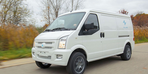 Why the ELMS Urban Delivery Van Stays Ahead of The Commerce Curve
