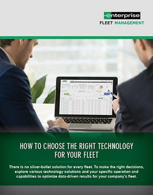 How to Choose the Right Technology for Your Fleet