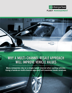Why a Multi-Channel Resale Approach will Improve Vehicle Values