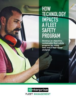 How Technology Impacts a Fleet Safety Program