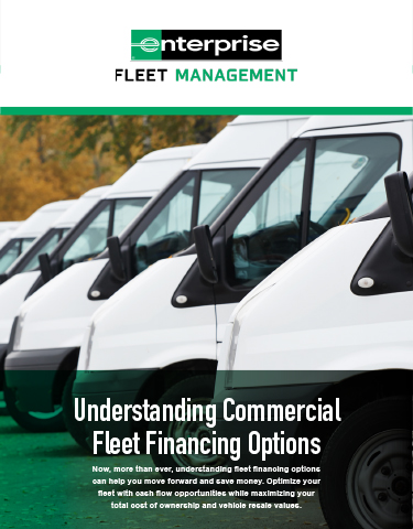 Understanding Commercial Fleet Financing Options