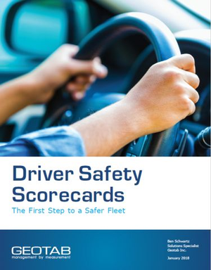 Driver Safety Scorecards