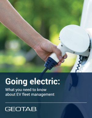 Going Electric: What You Need to Know About EV Fleet Management