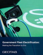 Government Fleet Electrification: Making the Transition to EVs