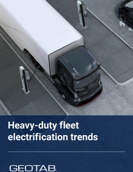 Heavy-Duty Fleet Electrification Trends