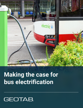 Making the Case for Bus Electrification