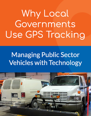 Why Local Governments Use GPS Tracking
