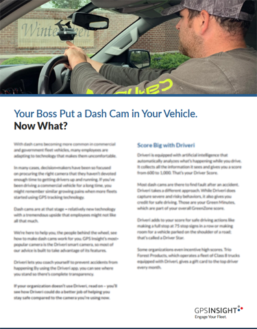 Your Boss Put a Camera in Your Vehicle – Now What?