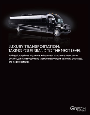 Luxury Transportation: Taking Your Brand to the Next Level