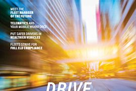 Driving Into the Future (2019 Connected Fleet Guide)