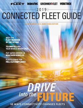 Drive Into the Future (2019 Connected Fleet Guide)
