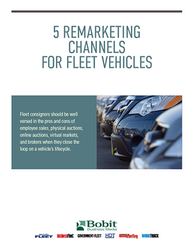 5 Remarketing Channels for Fleet Vehicles