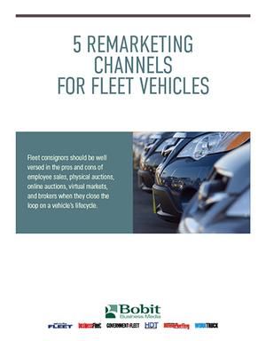 5 Remarketing Channels for Fleet Vehicles