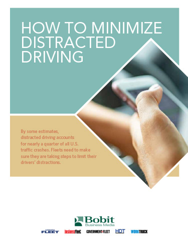 How to Minimize Distracted Driving