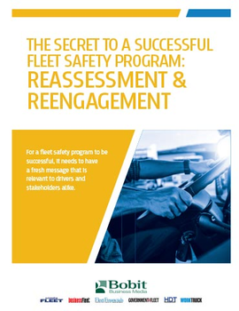 The Secret to a Successful Fleet Safety Program