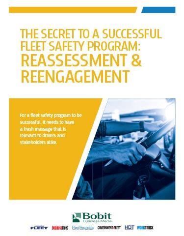 The Secret to a Successful Fleet Safety Program