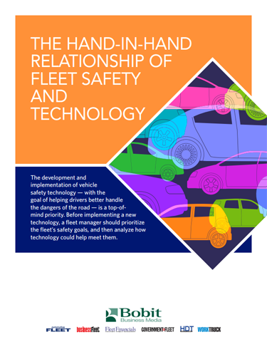 The Hand-In-Hand Relationship of Fleet Safety and Technology