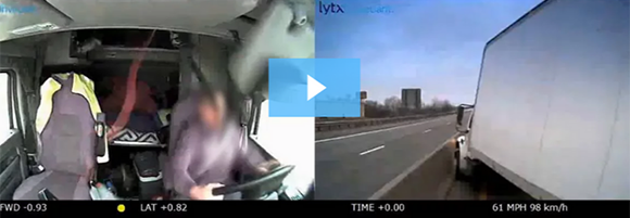 7 Scary Clips Captured by Dashboard Cameras