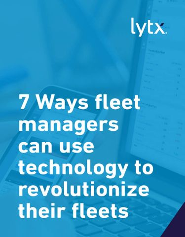 7 Ways Fleet Managers Can Use Technology to Revolutionize Their Fleets