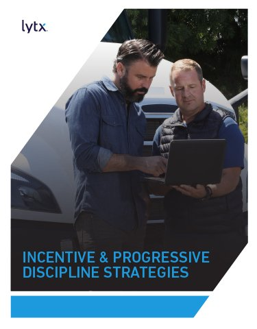 Incentive & Progressive Discipline Strategies