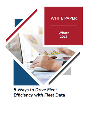 5 Ways to Drive Fleet Efficiency with Fleet Data