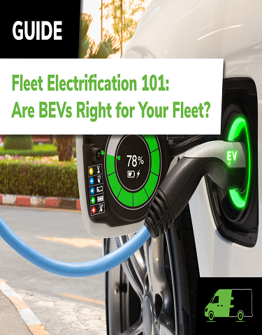 Fleet Electrification 101: Are BEVs Right for Your Fleet?