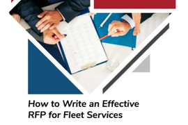 How to Write an Effective RFP for Fleet Services