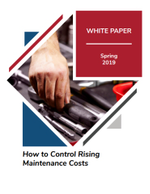 How to Control Rising Maintenance Costs
