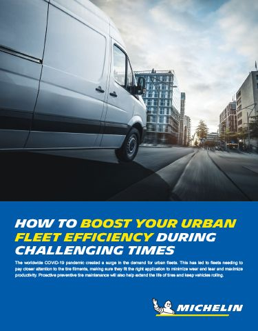 How to Boost Your Urban Fleet Efficiency During Challenging Times