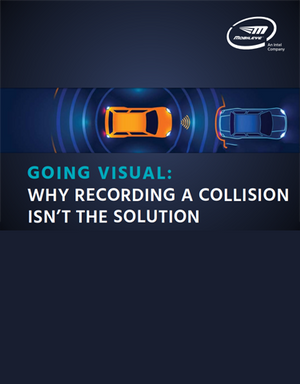 Going Visual: Why Recording a Collision Isn't the Solution