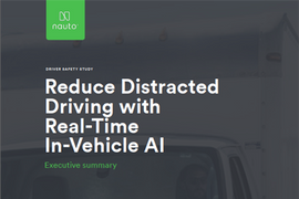 Reduce Distracted Driving with Artificial Intelligence
