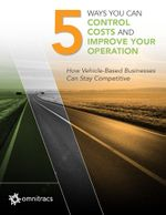 5 Ways You Can Control Costs and Improve Your Operation