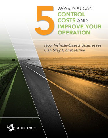 5 Ways to Control Costs and Improve Your Operation