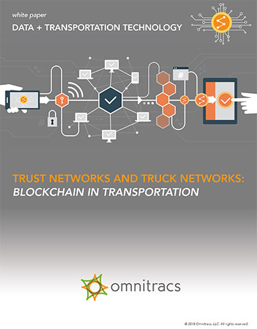 Blockchain in Transportation