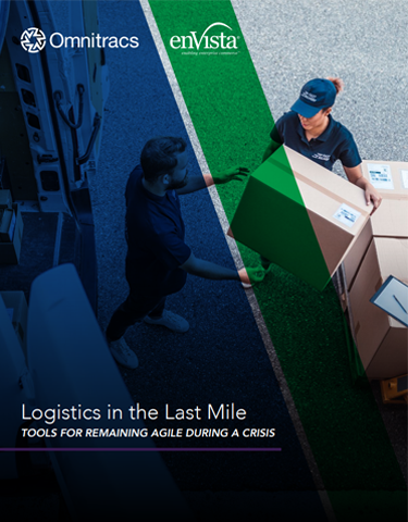 Logistics in the Last Mile