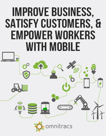 Improve Business, Satisfy Customers, and Empower Workers with Mobile