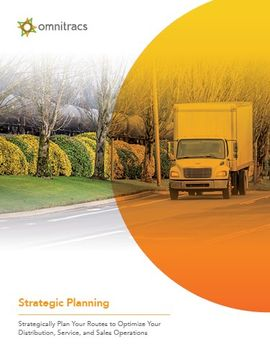 Plan Your Routes to Optimize Your Operations
