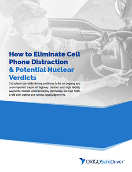How To Eliminate Cell Phone Distraction in Your Heavy Duty Fleet