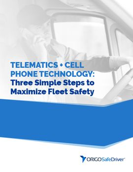 Telematics and Cell Phone Technology
